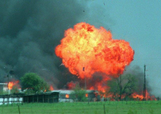 La matanza de Waco (Texas)