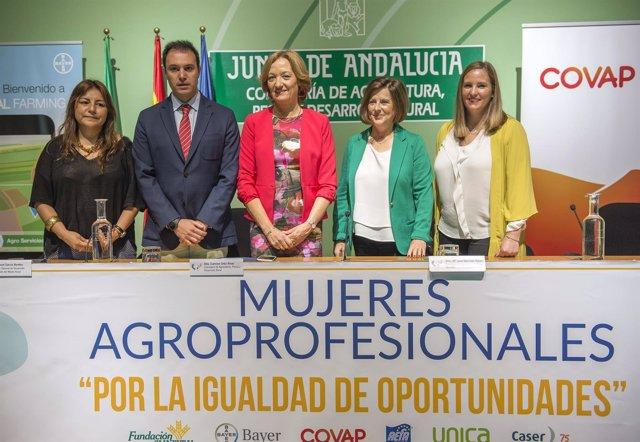 I Foro Nacional Business Agro 'Mujeres Agroprofesionales'.