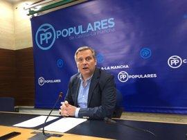"""PP C-LM dice que el PSOE """"tiene que pedir perdón"""" tras el archivo de la causa de Sufi"""