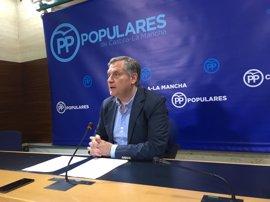 PP responde a Ruiz Molina que está dispuesto a hablar de presupuestos