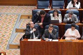 PSOE se abstendrá en la moción de censura a Cifuentes, en la que intervendrá sólo José Manuel Franco