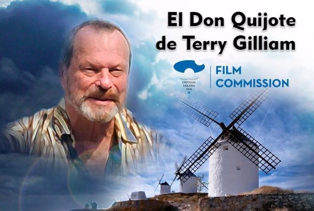 Don Quijote de Terry Gilliam