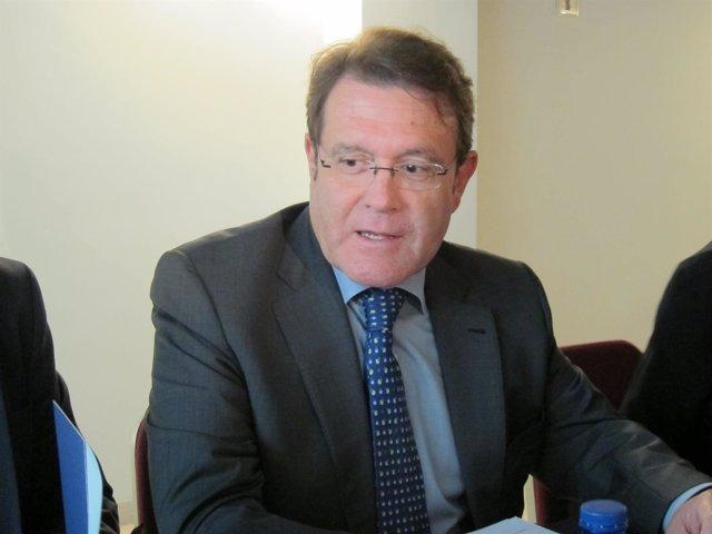 Abelardo Carrillo, director general de Renfe Mercancías