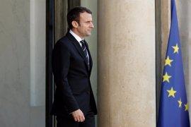 Macron crea un nuevo órgano para coordinar la lucha contra el terrorismo en Francia