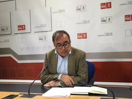 """PSOE defiende la actitud """"racional"""" de la Junta al negociar los presupuestos"""