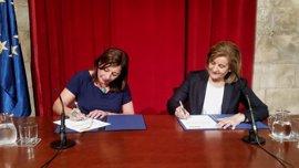 Fátima Báñez anuncia que Baleares contará con 32 inspectores más para combatir el fraude este verano