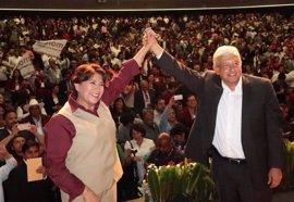 """López Obrador pide a Peña Nieto que """"deje de intervenir en las elecciones del Estado de México"""""""