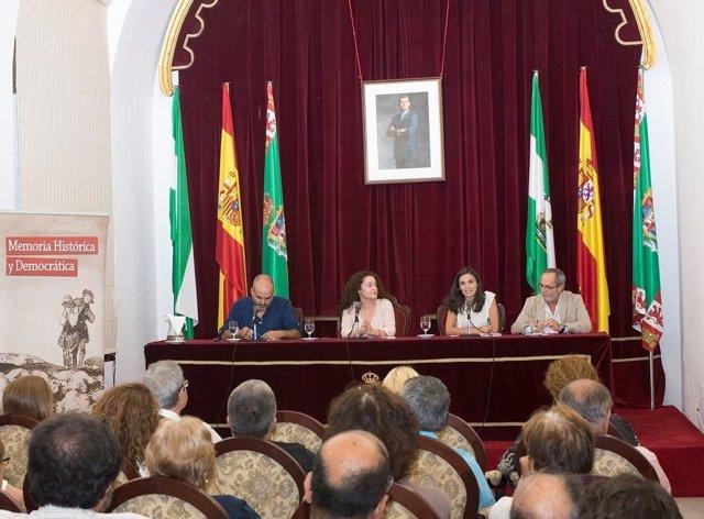 Debate sobre la ley de memoria histórica en Diputación