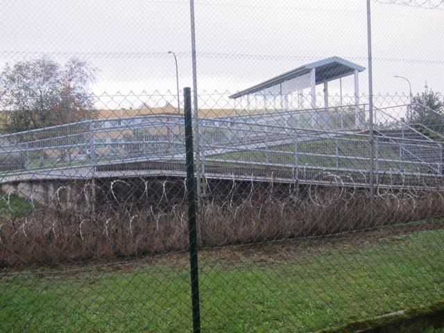 Prisión de Villabona, en Asturias