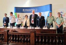 """Frontex destaca la cooperación """"fructífera"""" de los estados contra el yihadismo"""