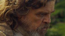 Star Wars: A Mark Hamill no le gusta el Luke Skywalker de Los últimos Jedi