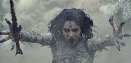 ¿Qué monstruo le da más miedo a La Momia?
