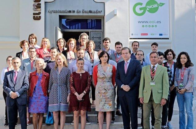 II edición Coworking Santander