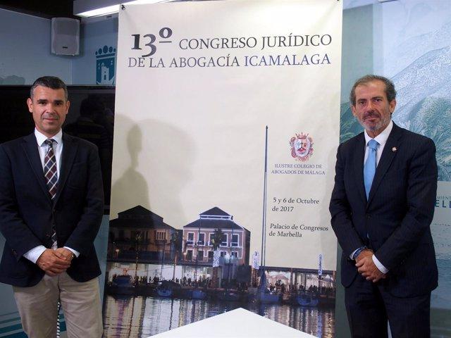 Prsentación Congreso de la Abogacía. Marbella 2017