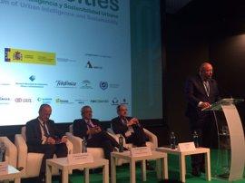 'Smart cities' se beneficiarán de 76 millones de euros que destinará Junta para proyectos de I+D en retos tecnológicos