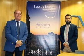 Antequera acoge más de 30 actividades nocturnas sobre el patrimonio cultural en 'Luz de Luna 2017'