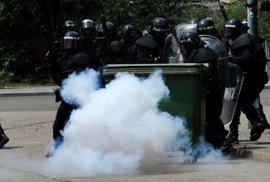 La Guardia Civil pide perdón a unos bañistas afectados por gases lacrimógenos usados en un entrenamiento
