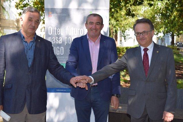 La Diputación de Lugo y la USC ofrecen descuentos en matrícula del Campos Terra