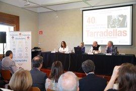 """Conesa defiende que mantener el legado de Tarradellas fortalece la estructura de la """"nación catalana"""""""