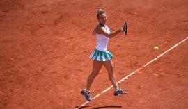 Halep y Pliskova jugarán la segunda semifinal femenina en París