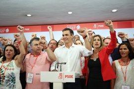 Pedro Sánchez, determinado a mantener su programa político íntegro en el 39 Congreso Federal