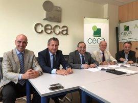 CECA y Dopp Consultores pondrán en marcha un proyecto de transformación digital del comercio minorista andaluz