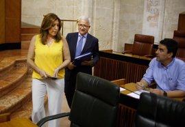 Susana Díaz: la medida sobre matrículas universitarias sitúa a Andalucía en primera línea de recuperación de derechos