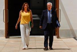 Susana Díaz anuncia una renta mínima de inserción como prestación garantizada en Andalucía