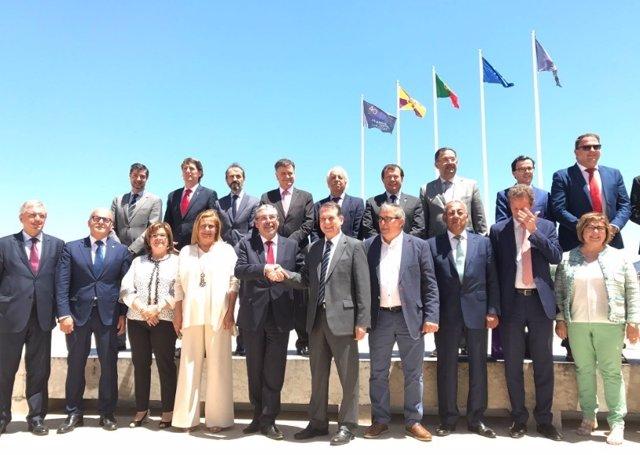 Reunión de la FEMP en Coímbra