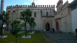 """La Junta defiende sus inversiones en el monasterio de Santiponce y aboga por """"actualizar"""" el modelo de gestión"""