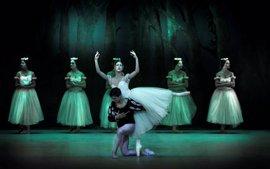 El Ballet Nacional de Cuba reúne en un espectáculo las piezas más famosas del siglo XIX