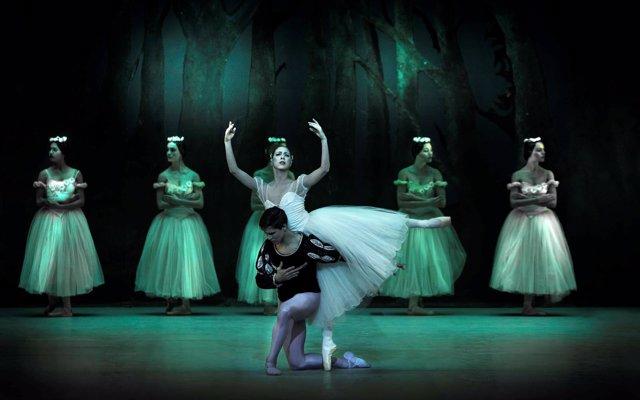 El Ballet Nacional de Cuba reúne en un espectáculo las piezas más famosas