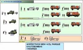 La UME se despliega desde el próximo martes en Baleares para colaborar contra los incendios forestales del verano