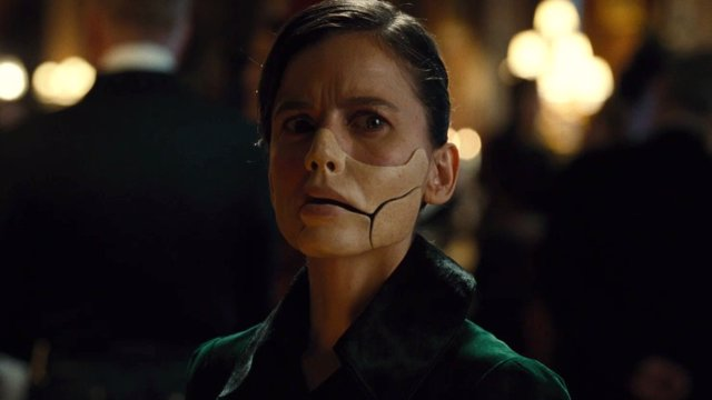 Elena Anaya como la villana Poison en Wonder Woman