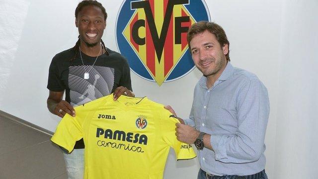 El Villarreal CF ha anunciado este miércoles el fichaje del jugador Rúben Semedo