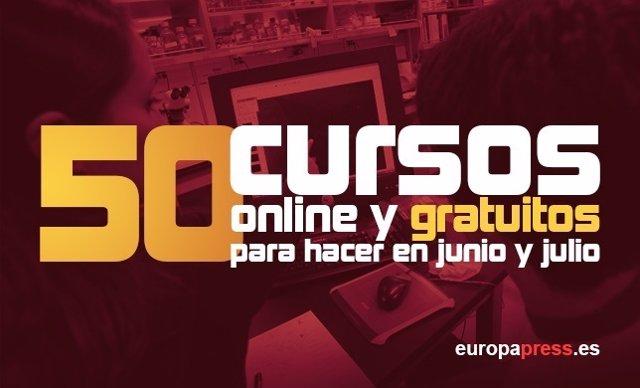 50 Cursos Online Gratis Para Hacer En Junio Y Julio De 2017