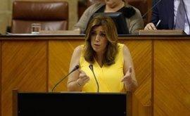 """Díaz recuerda el compromiso de Cs de defender en Madrid una """"armonización fiscal"""" que garantice cohesión territorial"""