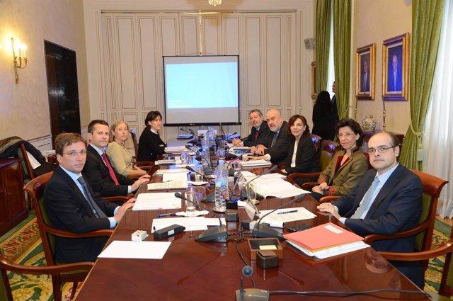 Reunión del Consejo de Transparencia