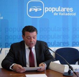 Carnero propone a Luis Miguel González Gago como secretario general del PP de Valladolid