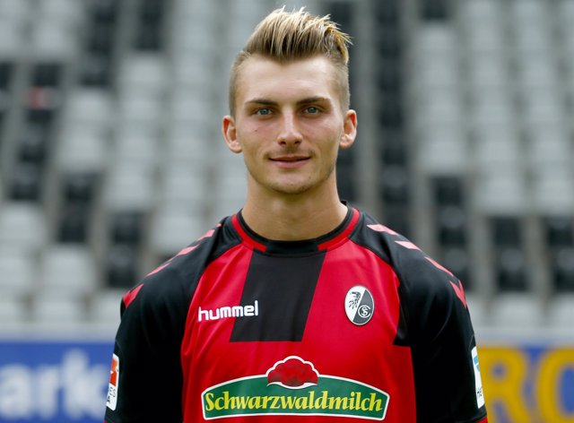 El alemán Maximilian Philipp