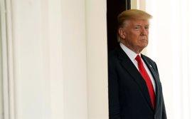 """Trump dice que los países que """"patrocinan el terrorismo se arriesgan"""" a convertirse en víctimas"""