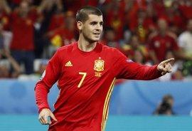 """Morata, sobre el futuro de James: """"A lo mejor somos compañeros el año que viene"""""""