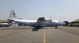 Recuperados diez cadáveres de pasajeros del avión militar siniestrado en Birmania