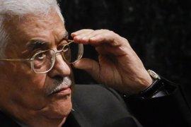 """La Autoridad Palestina acusa a Israel de """"destruir cualquier posibilidad de retomar el proceso de paz"""""""