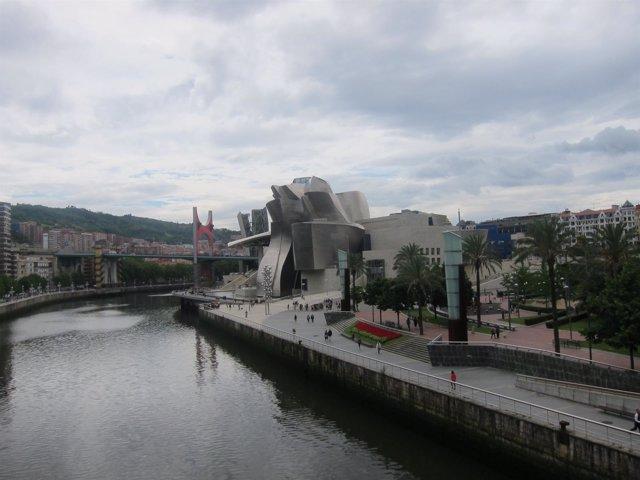 Cielos nubosos en Euskadi