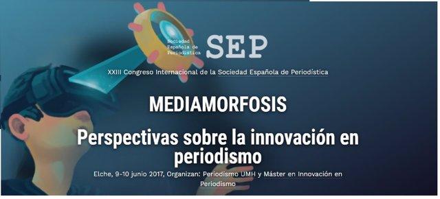 Congreso sobre innovación en periodismo