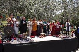 80.000 catalanes celebrarán este viernes el nacimiento de Buda