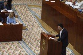 """Espinar acusa a Cifuentes de tener un gobierno """"salpicado por la misma corrupción"""" que los anteriores"""