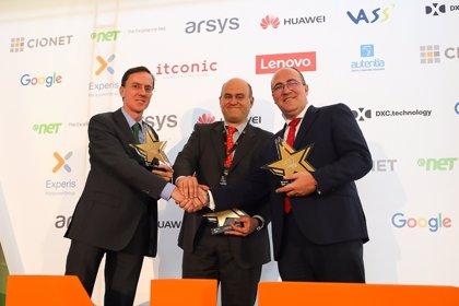 Iberdrola, Campofrío y Correos, premiadas por sus logros digitales