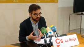 """Ciudadanos plantea una reforma exprés del Estatuto de Autonomía como """"plan B"""" para tener una reforma en 2017"""